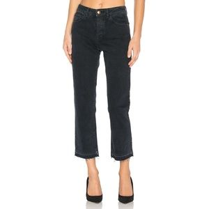 DL1961 Patti High Rise Straight Cropped Jeans